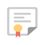 Standards Certificate